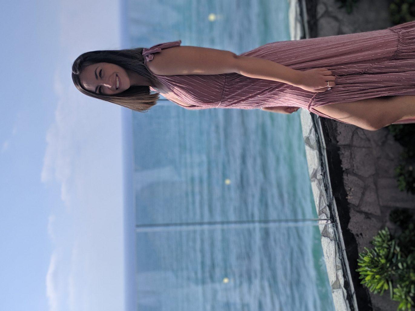 תמונות נוספות של שמלת ערב מקסי מושלמת