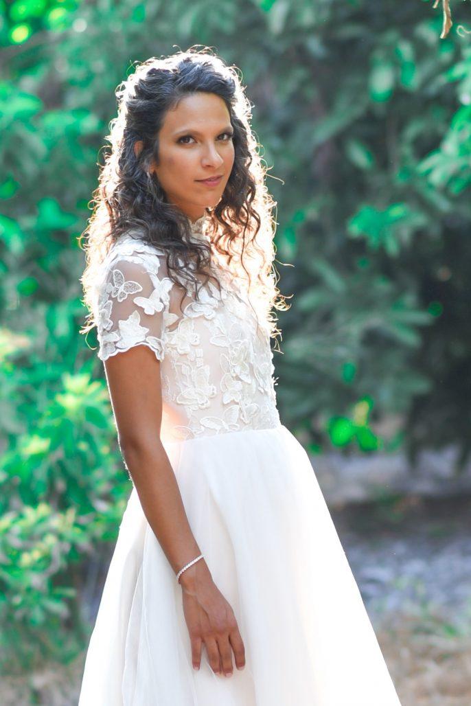 תמונות נוספות של שמלת כלה !!