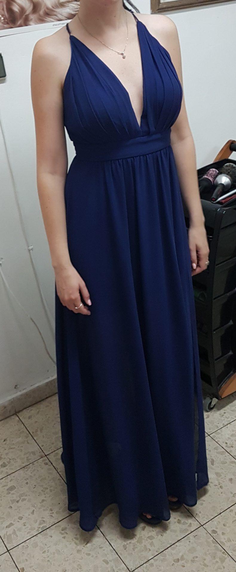 למכירה שמלת ערב