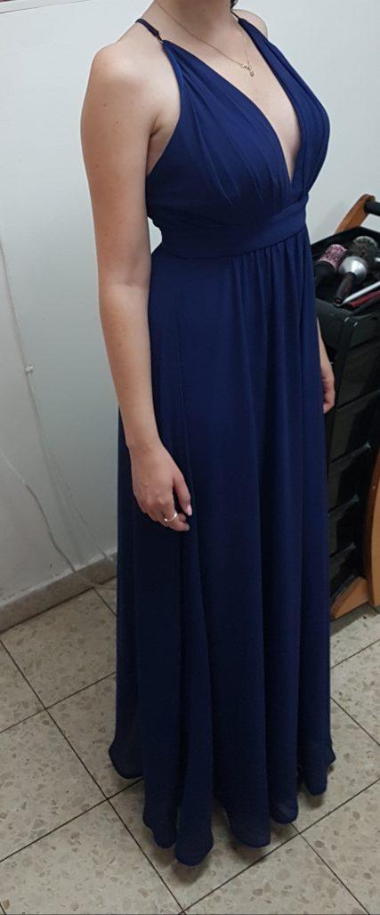 תמונות נוספות של למכירה שמלת ערב