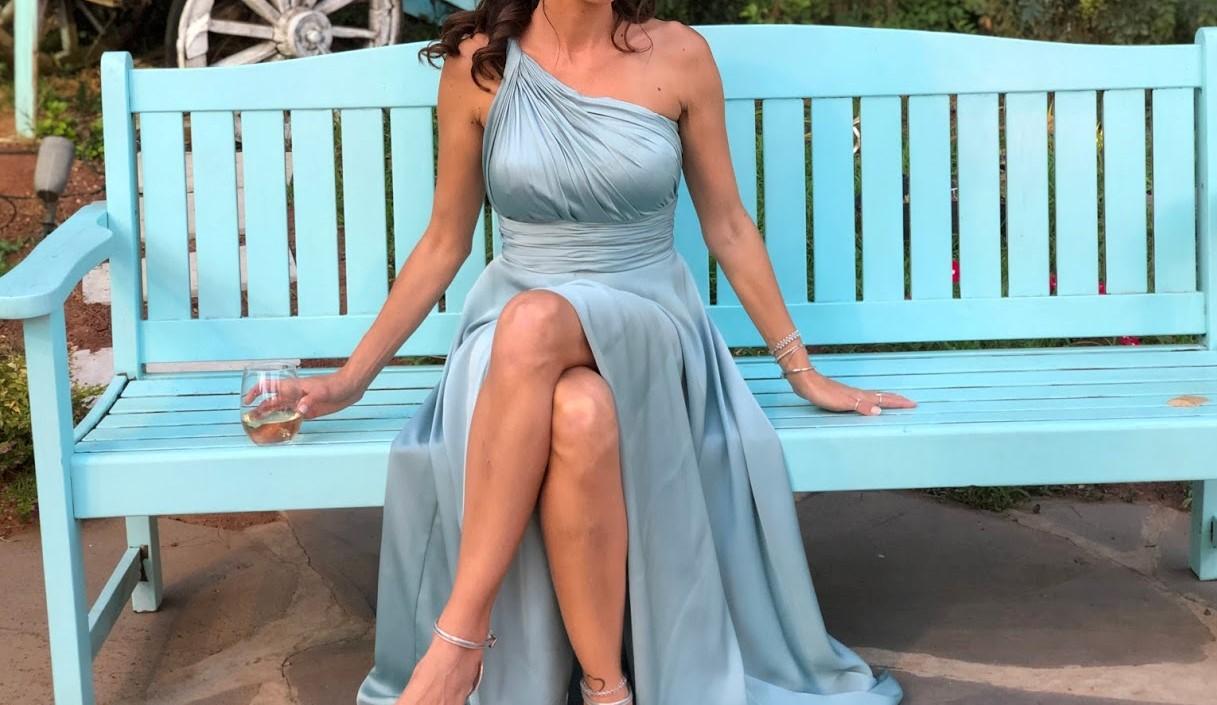 תמונות נוספות של שמלת ערב מושלמת ממעצבת