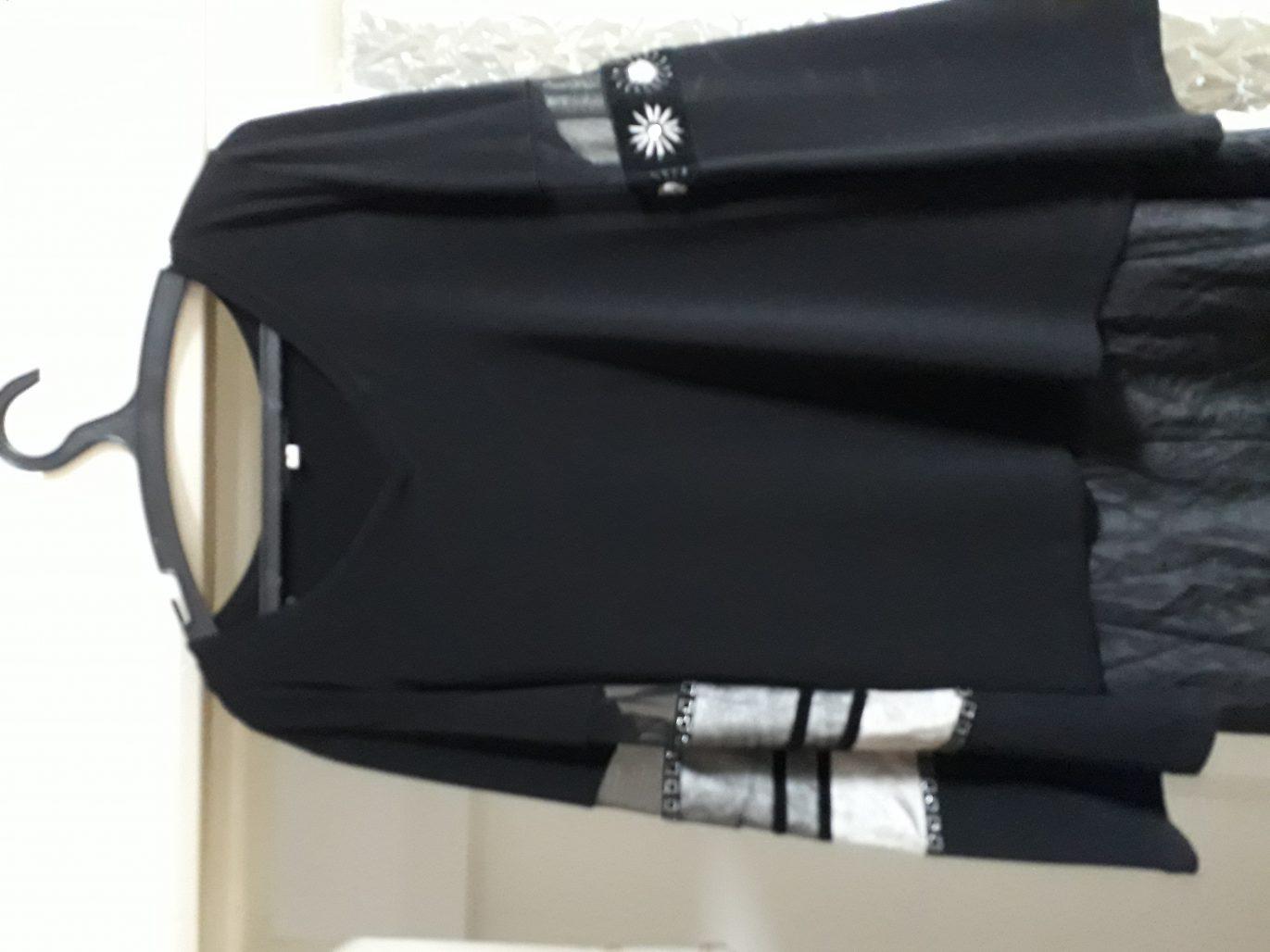 תמונות נוספות של שמלה וחולצה תואמת חברת אניוזיאל