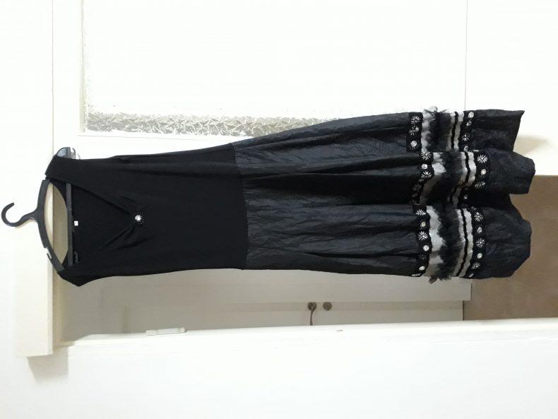 שמלה וחולצה תואמת חברת אניוזיאל