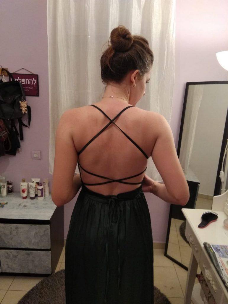 תמונות נוספות של שמלה יפייפיה מתאימה לכל אירוע