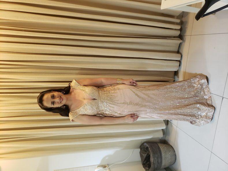 שמלת ערב למכירה