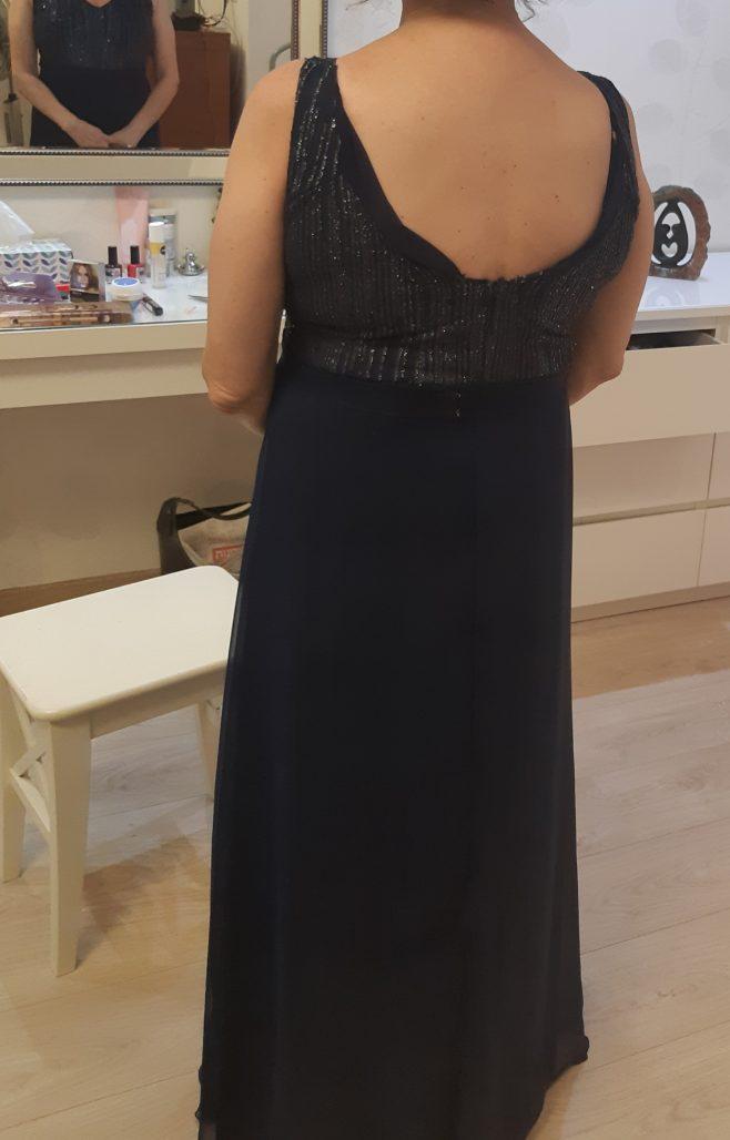 תמונות נוספות של שמלת מעצבת לאמא של הכלה