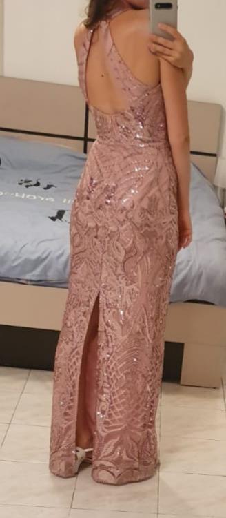 תמונות נוספות של שמלת ערב – נלבשה פעם אחת