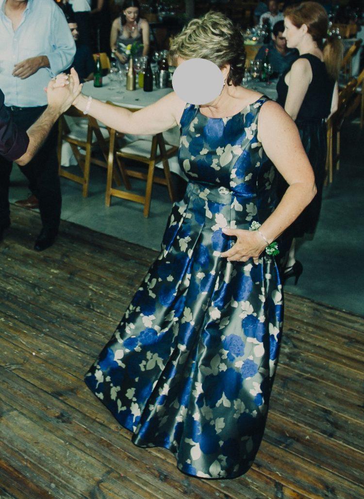 תמונות נוספות של שמלה לאם של החתן