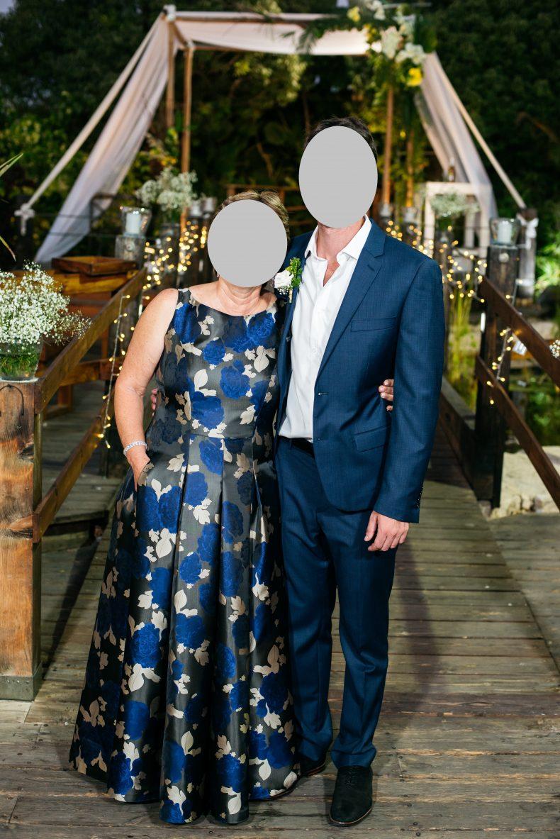 שמלה לאם של החתן