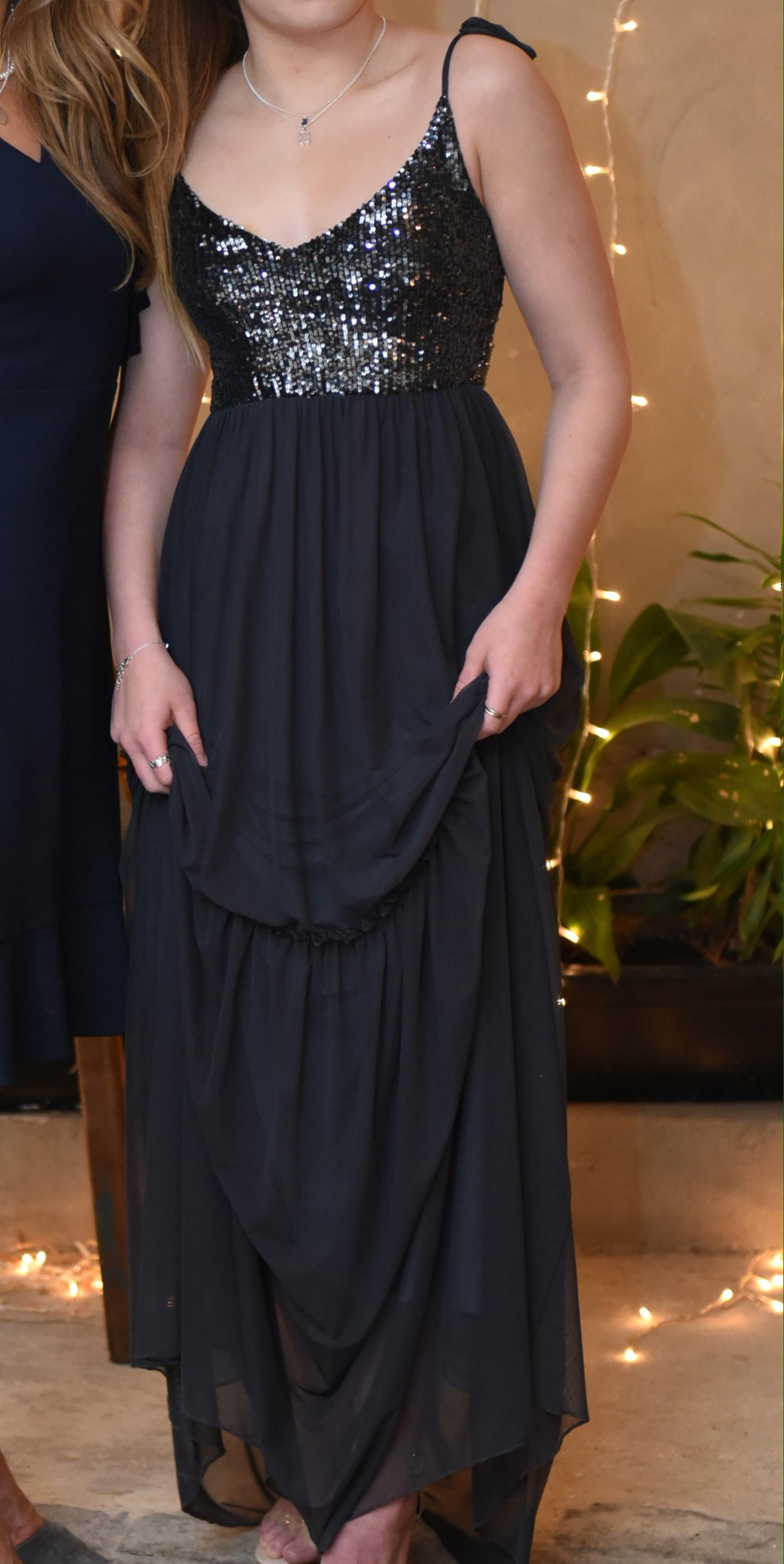 תמונות נוספות של שמלת ערב MAXI בוטיק