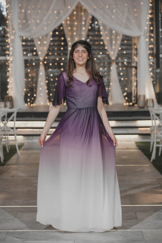 תמונות נוספות של שמלת ערב אלגנטית ומדהימה!