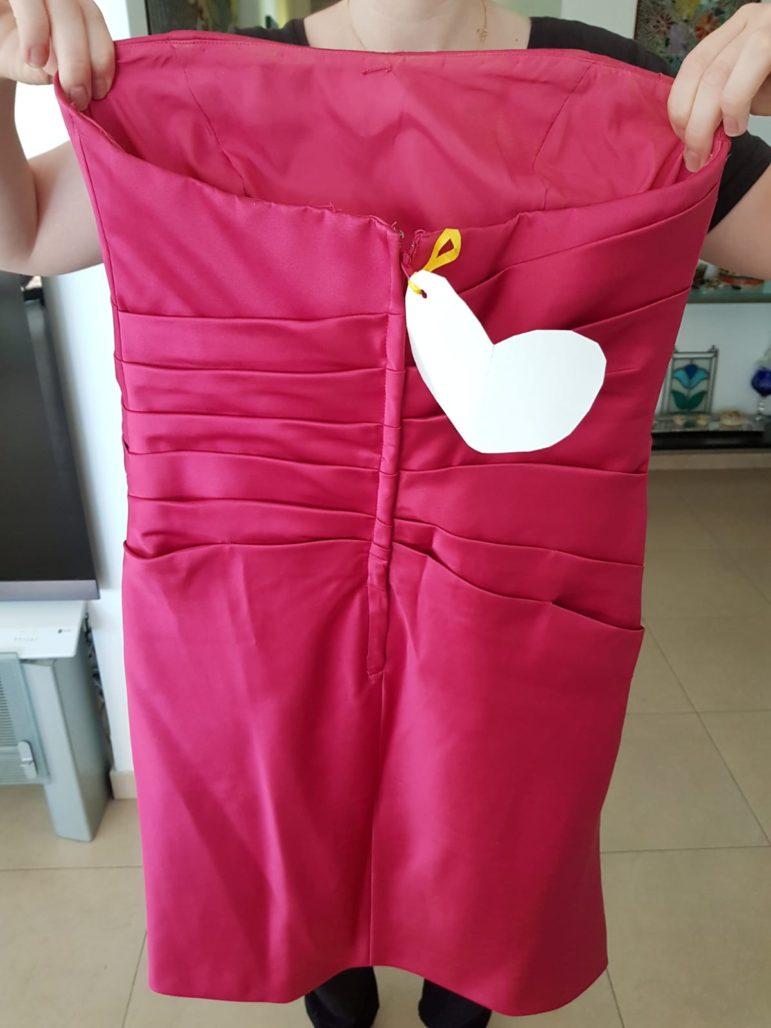 תמונות נוספות של שמלת ערב מדהימה למי שמעיזה